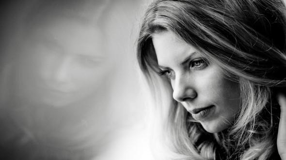 Portrait mit Fensterlicht